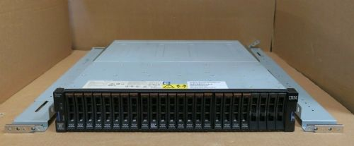 IBM 2072-24C IBM 24 Bay Storwize V3700 SFF Dual Control Storage Array 20x 300GB